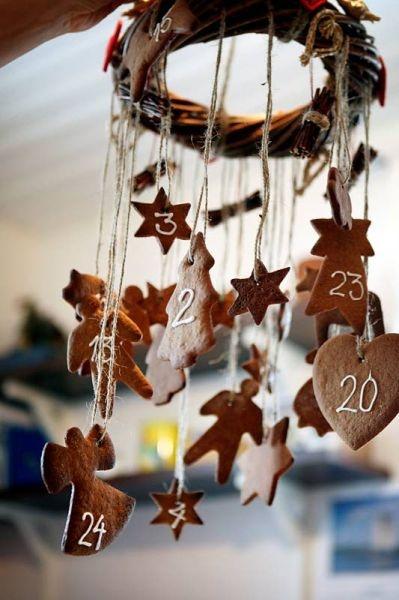 Lebkuchenkalender