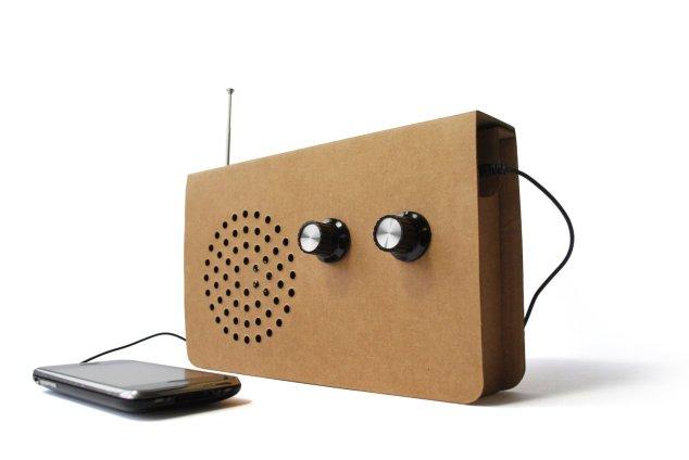 Karton Radio